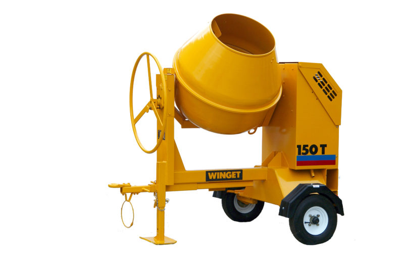 WINGET 150TFT HAND FED MIXER
