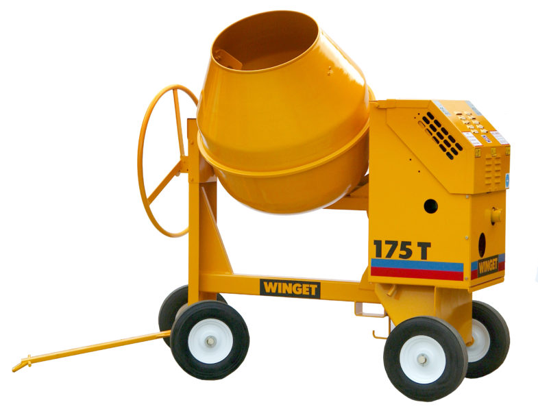 WINGET 175T HAND FED MIXER