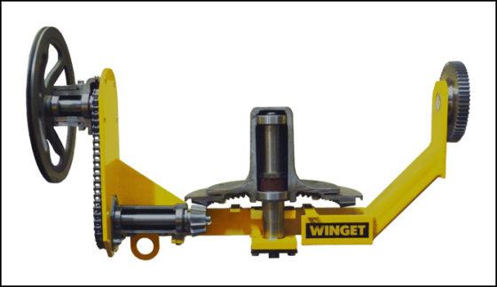 WINGET 100T MIXER DRIVE SYSTEM