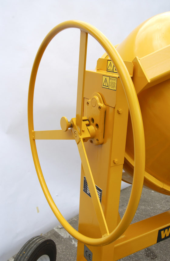 WINGET 100T LARGE HAND WHEEL EXTERIOR