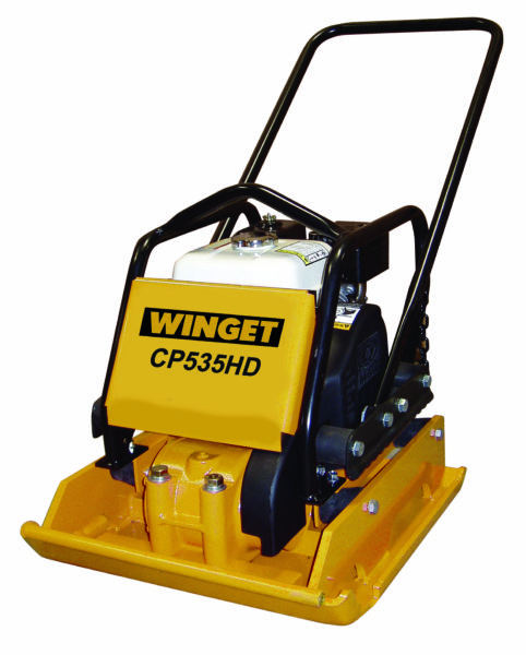 WINGET CP535HD WITH COMPACTOR PLATE