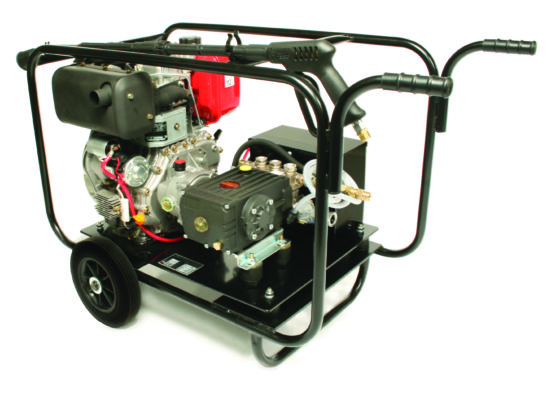 WINGET PW200 DY15E PRESSURE WASHER