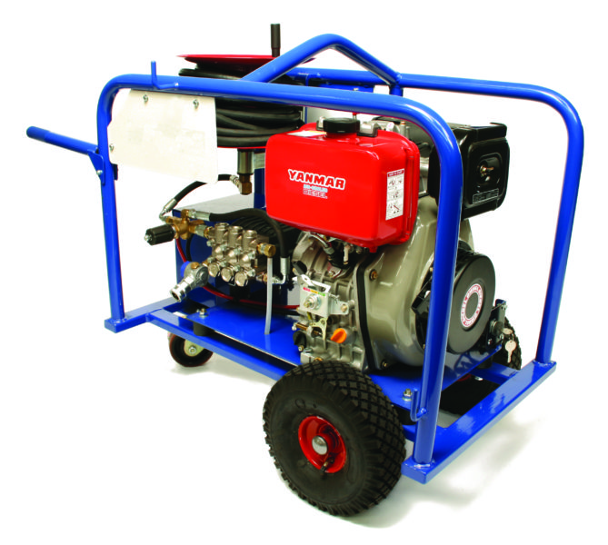 WINGET PW200 DY15EPRM PRESSURE WASHER