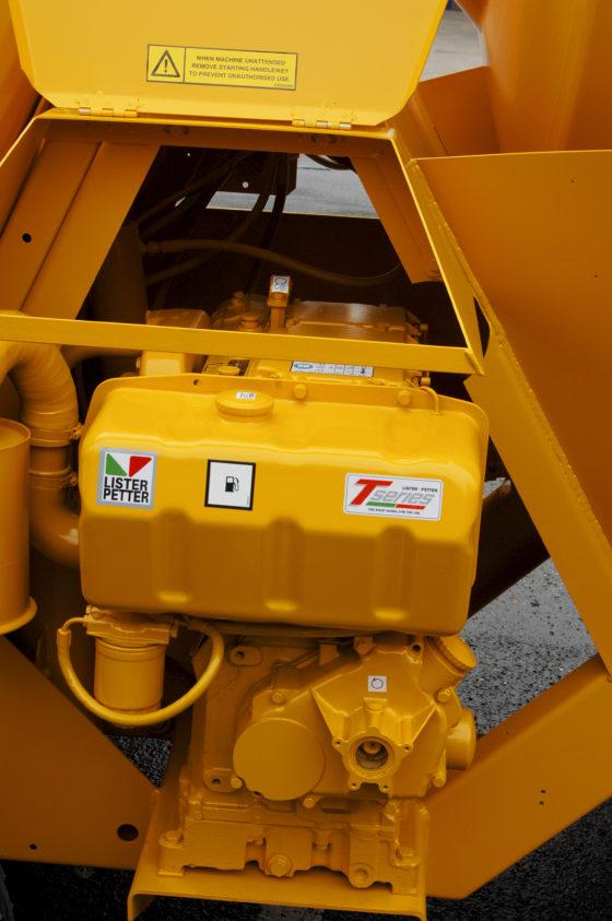 WINGET R RANGE MIXER LISTER PETTER ENGINE