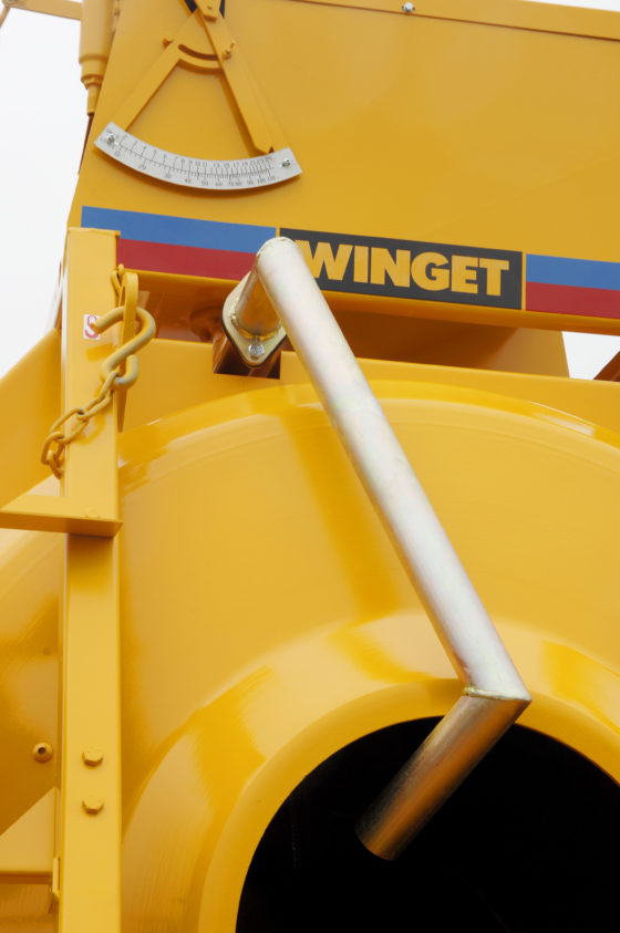 WINGET R RANGE MIXER WATER FEED PIPE