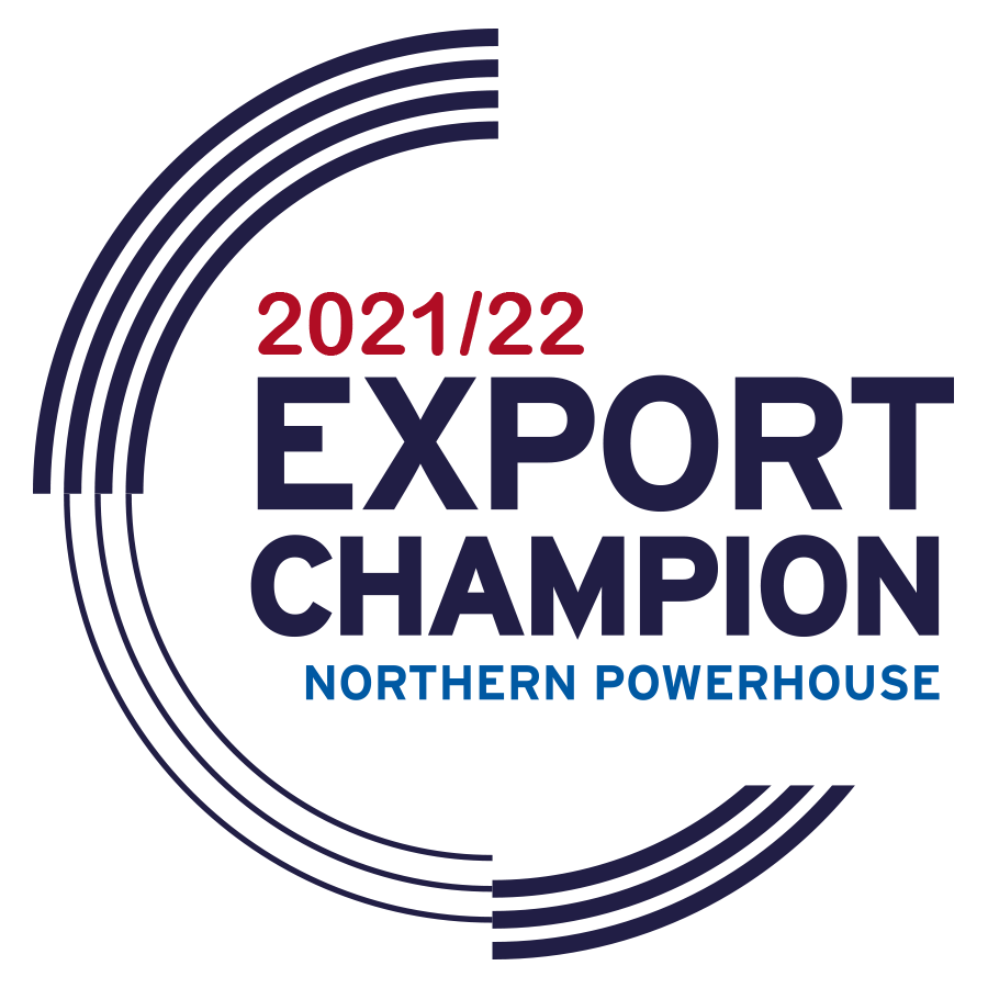 2021/22 Export Champion Northern Powerhouse